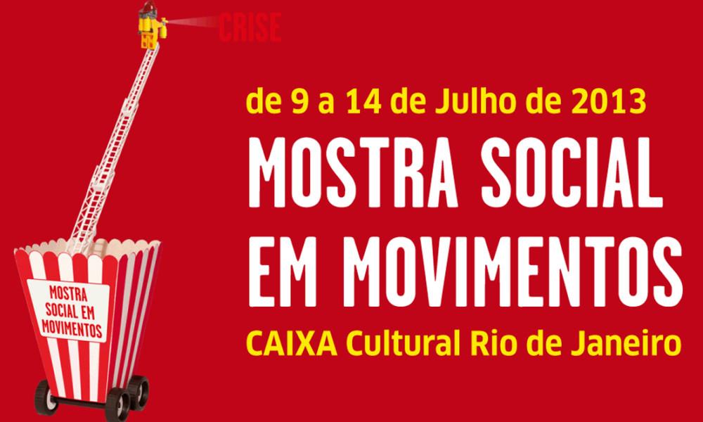 Mostra Social em  Movimentos 2013