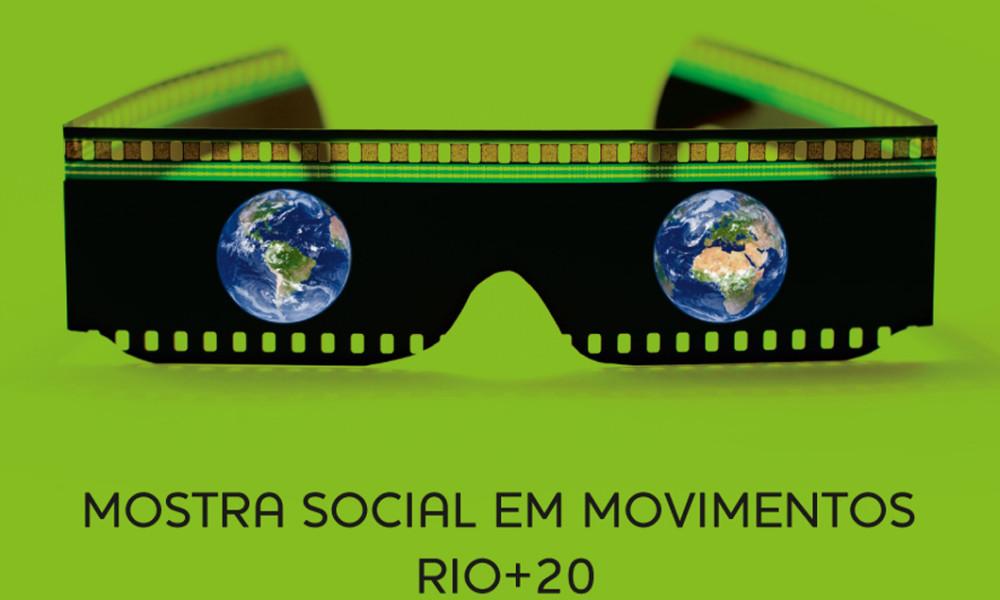 Mostra Social em  Movimentos Rio+20 – 2012